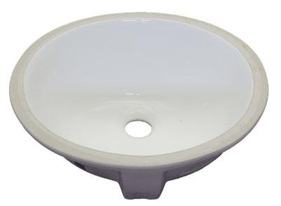 Bath Vanity Oval