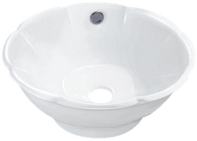 Bath Vanity Porcelain - Vessel