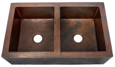 Copper Potter - Kitchen Apron Front