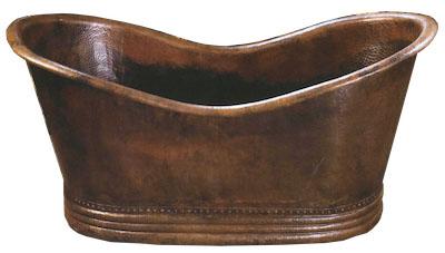 Copper Potter - Tub